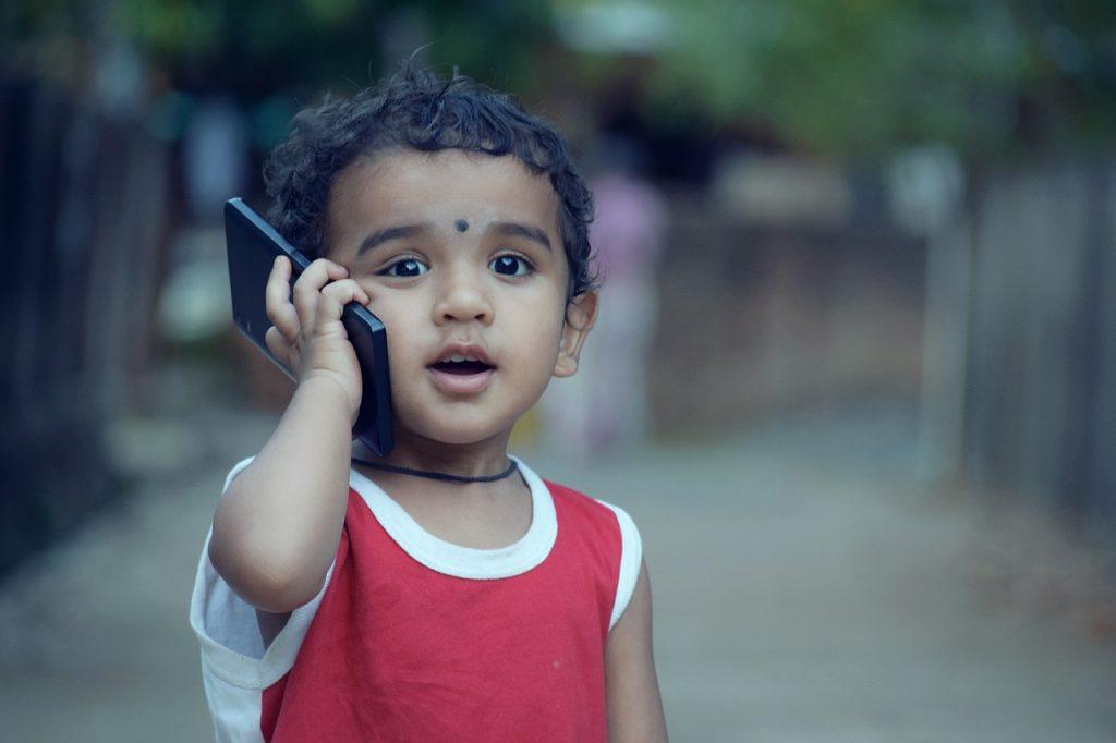 boy phone call